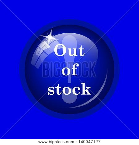 Out Of Stock Icon