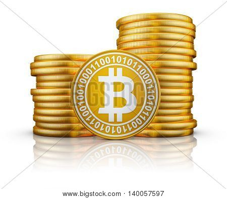 The Gold Bitcoins