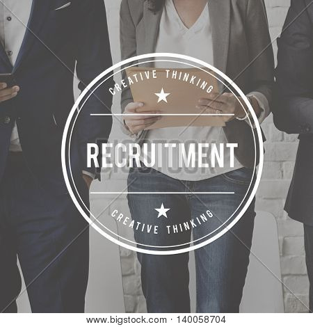 Recruitment Career Headhunter Employment Hiring