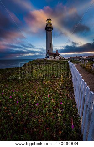 Pigeon Point Light Station