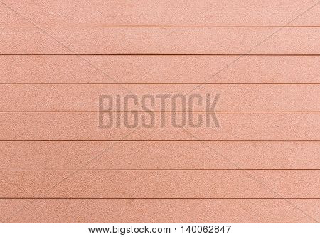 Artificial plywood board of the modern house fence.