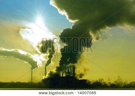 Gas venenoso