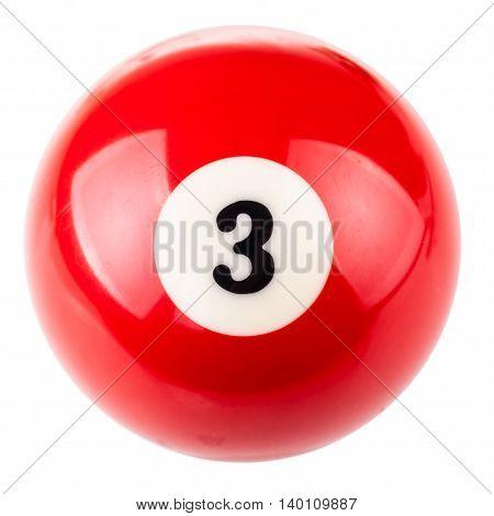 Pool Ball Three