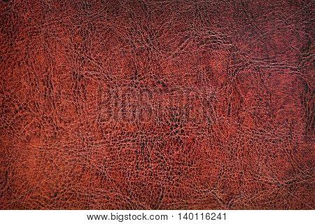 a background image of a textured leather