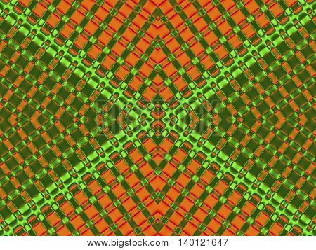 Geometrical background. Collection - cells. Artwork for creative design art and entertainment
