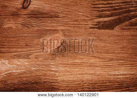 Closeup shot of brown wood plank texture abstract textured background