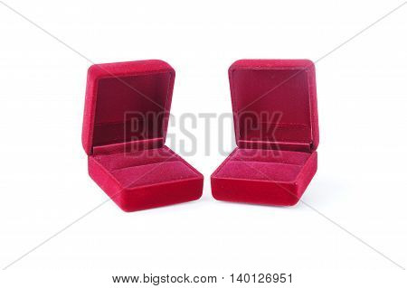 The Ring box, Red box,Keep jewelry ring