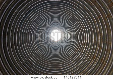 Metal tube, Light at the End of the Tunnel