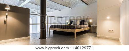 Loft Entresol Bedroom