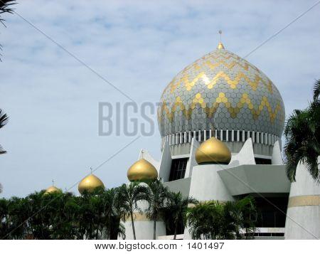 Kota Kinabalu-Moschee