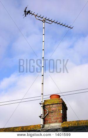 Antena de Tv analógica