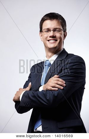 Mature Businessman