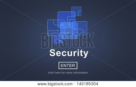 Security Online Website Web Page Internet Concept