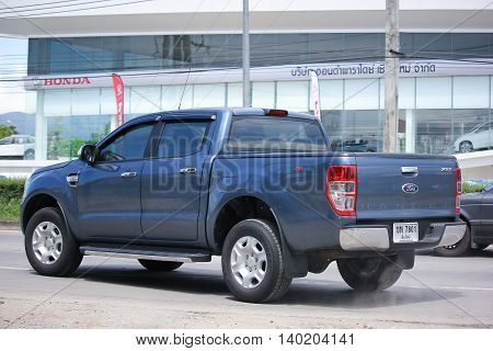 Private Pickup Car, Ford Ranger.