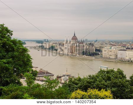 The Hungarian Parliament Building Or Parliament Of Budapest It Is The Largest Building In Hungary And The Tallest Building In Budapest Hungary
