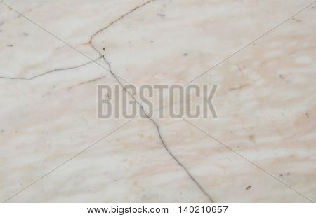 close up of polished stone table background and texture