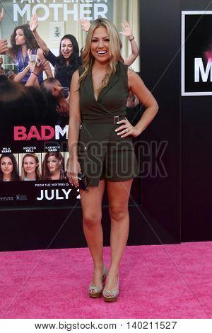 LOS ANGELES - JUL 26:  Jessica Hall at the