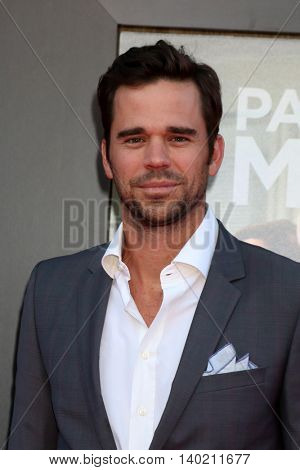 LOS ANGELES - JUL 26:  David Walton at the
