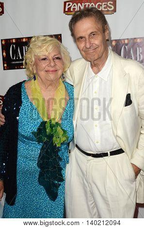 LOS ANGELES - JUL 20:  Renee Taylor, Joe Balogna at the