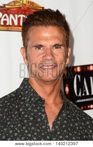 LOS ANGELES - JUL 20:  Lorenzo Lamas at the