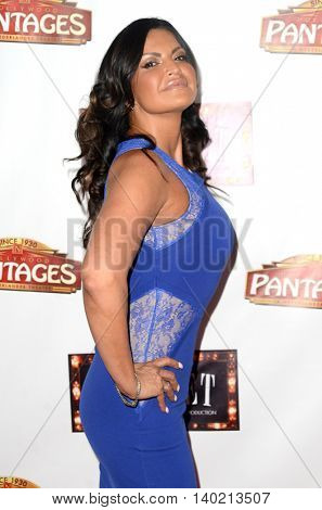 LOS ANGELES - JUL 20:  Jennifer Gimenez at the