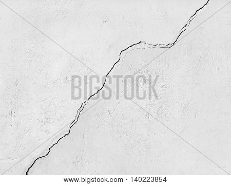 crack in the wall, abstract background or texture