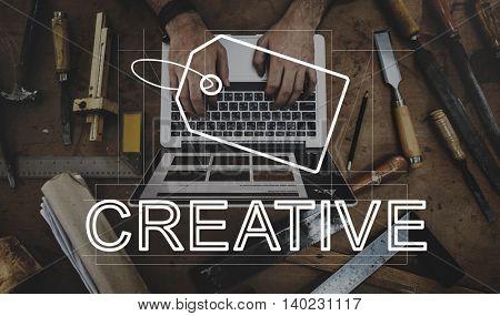 Creative Design Brand Identity Marketing Concept