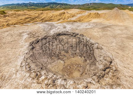 Active Mud Volcanoes