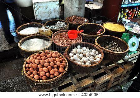 Raw Natural Food Ingredients