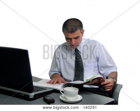 Mann studieren