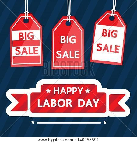 Happy labor day , Big sale day.