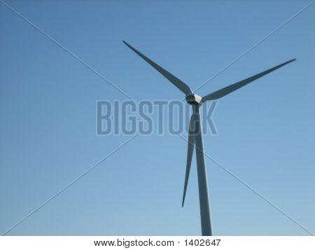 Fan On A Wind Farm