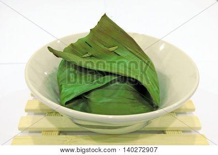 Traditional menu