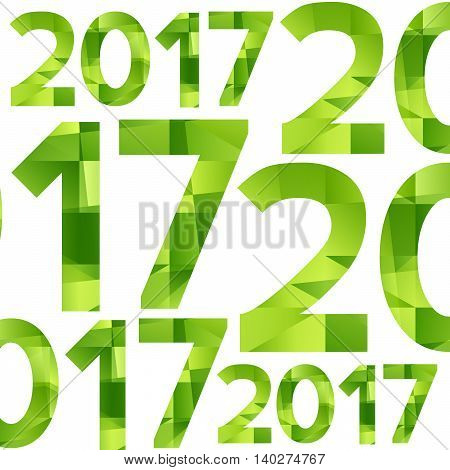 Check new year 2017 - background holidays