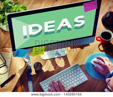 Businessman Communication Connected Devices Concept