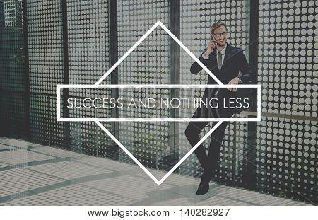 Success Successful Mission Victory Achievement Concept