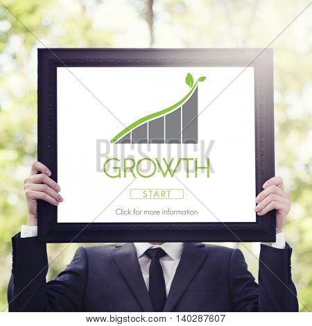 Growth Change Improvement Development Vision Concept