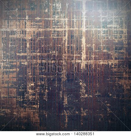 Art grungy texture, aged background with retro feeling. With different color patterns: yellow (beige); brown; gray; black; purple (violet)