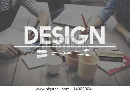 Design Creative Planning Ideas Objective Purpose Concept