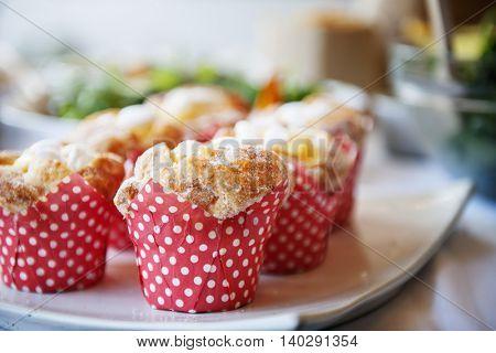 Bake Sweet Cake Dessert Concept