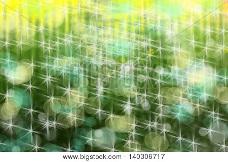 abstract background image of manipulated lights.