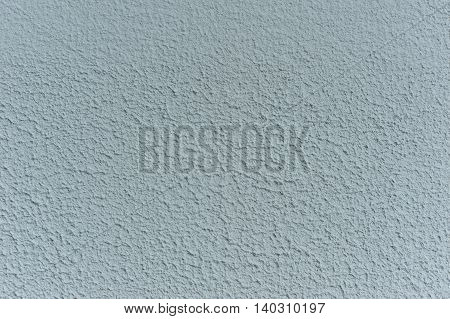 Gray Plaster Close Up.