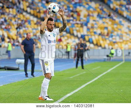 Ukrainian Premier League: Dynamo Kyiv Vs Oleksandria