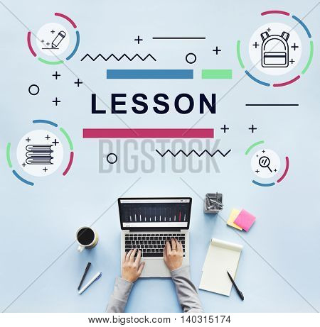 Education Lesson Learn Study Student Concept