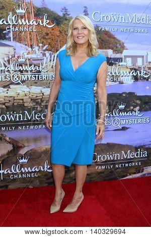 LOS ANGELES - JUL 27:  Barbara Niven at the Hallmark Summer 2016 TCA Press Tour Event at the Private Estate on July 27, 2016 in Beverly Hills, CA