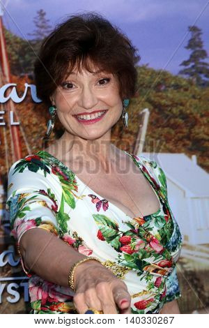LOS ANGELES - JUL 27:  Martha Williamson at the Hallmark Summer 2016 TCA Press Tour Event at the Private Estate on July 27, 2016 in Beverly Hills, CA