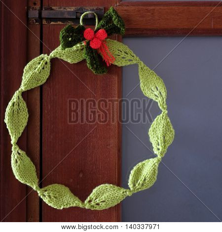 Diy Christmas Wreath, Xmas Holiday