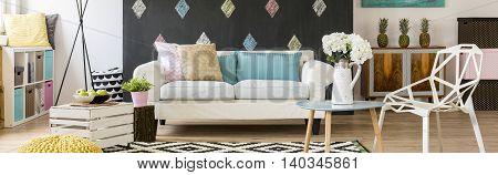 Summer Room Design