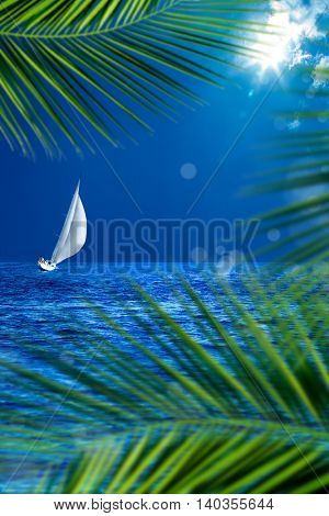 an image of sailing boat