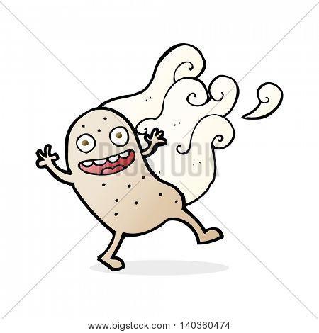 cartoon potato